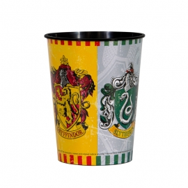 Vaso de Plástico Harry Potter