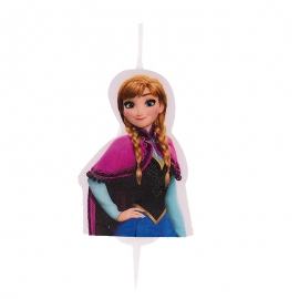Vela Anna Frozen 2D - Miles de Fiestas