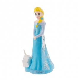 Vela de Frozen Elsa 9,5cm