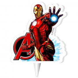 Vela Iron Man 2D