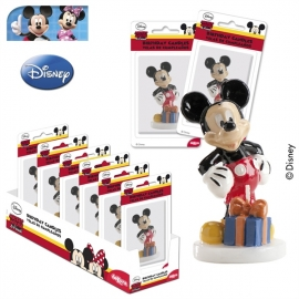 Vela para tartas Mickey Mouse