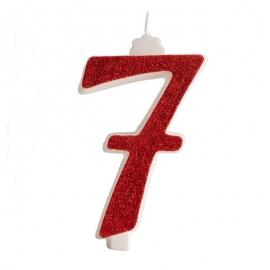 Vela Roja Nº7
