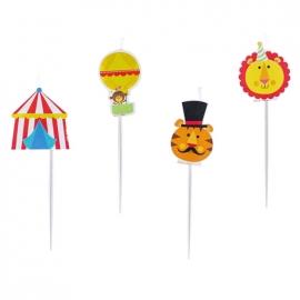 Velas Circo