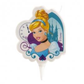 Vela Princesa Cenicienta Disney