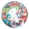 Disco de oblea Vengadores modelo A 20cm