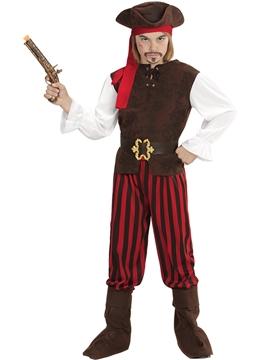 Disfraz Pirata del Caribe Niño