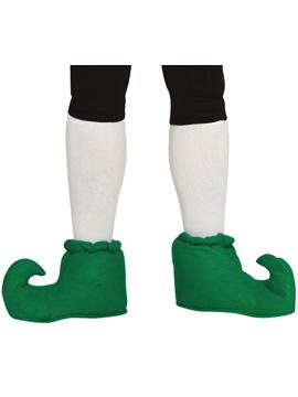 Zapatos de Elfo Verdes