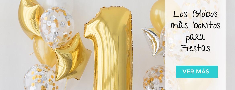 Globos para Fiestas y Cumpleaños