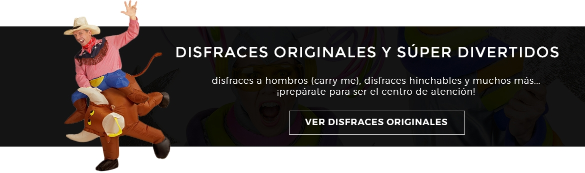 Disfraces originales
