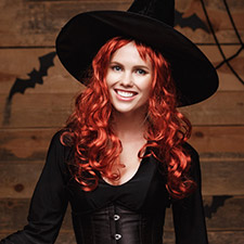 Disfraces de Brujas y Hechiceras