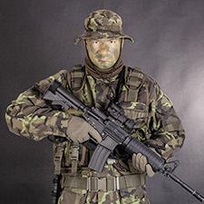 Militar y Ejército