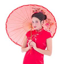Chinos, Japoneses y Geishas