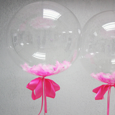 Globos Burbuja Transparentes