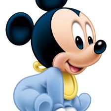 Mickey Mouse Bebé
