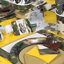 Militar y Camuflaje