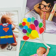 Photocall Bautizo y Bebé