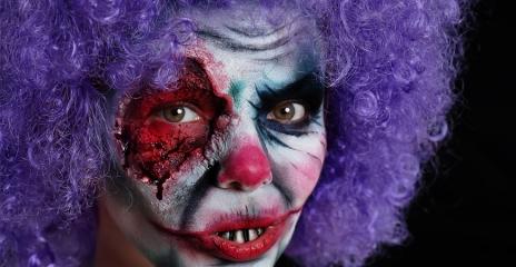 Maquillaje Payaso Asesino Paso a Paso