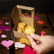 Bolsas, Cajas y Cápsulas San Valentín