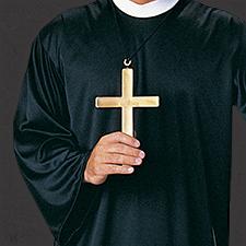 Complementos Disfraz Curas y Monjas