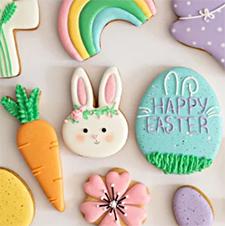 Cortadores y Moldes Pascua