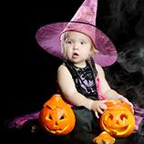 Disfraces Brujas y Hechiceras Bebés