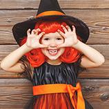 Disfraces Brujas y Hechiceras Niñas