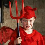 Disfraces de Demonio y Diablo para Niños
