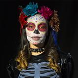 Disfraces Esqueleto Mujer