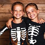 Disfraces Esqueleto Niñas