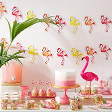 Fiesta Flamingo Rosa