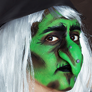 Maquillaje Disfraz Bruja