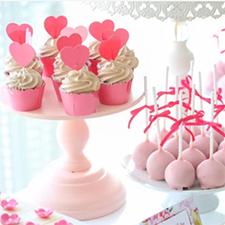 Mesas Dulces San Valentín