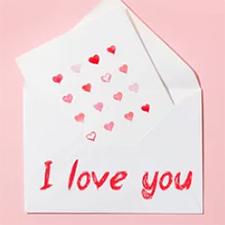 Tarjetas San Valentín